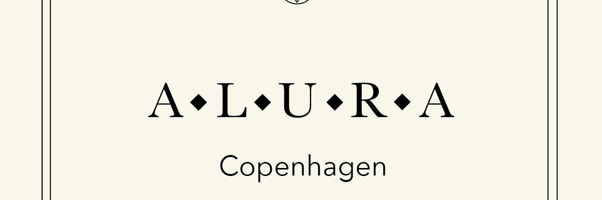 Alura branding and logo