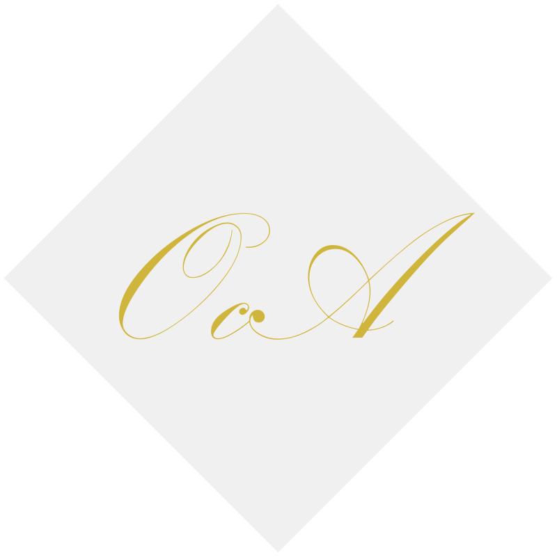 Opius Cortus Atelier logo in gold